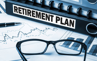 Retirement plan binder